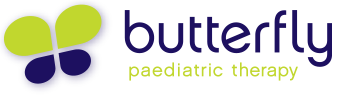 Butterfly Paediatric Therapy Logo